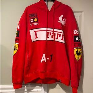 Hudson Outerwear Ferrari 1992 Sweatshirt Hoodie